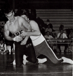 Steve Thompson - Park wrestler