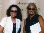 Barb Grossman and Leslee Marcus in Santa Fe, New Mexico, 2005