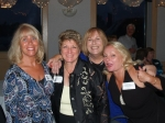 Janine Beberman Stokes, Linda Keifer Heise, Rhonda Lane and Carol Rose.
