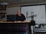 Our favorite DJ... classmate Dodds Peterson of Moonlight Studios.