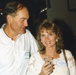 Steve Thompson and Donna Egeberg Marcue