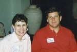 Donna Gagner Stenberg and Mike Stenberg